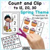 Spring Count and Clip