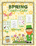 Spring Count and Color Bundle