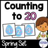 Numbers 1-20: Spring
