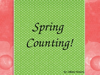 Spring Counting!