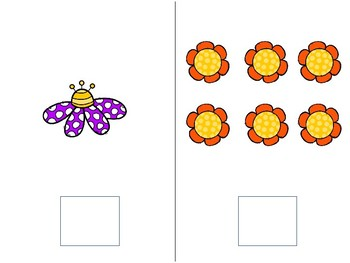 Spring Counting Adapted Book