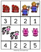 Farm Counting Cards