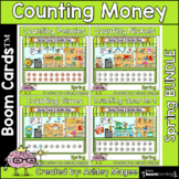 Spring Counting Coins Money Boom Card Bundle - Pennies, Di