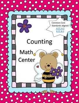Spring Counting Math Center