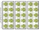 Spring Counting Mats 1-10 --- Frog Pond Counting Mats with Tens Frames