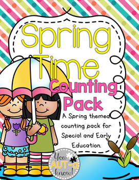 Spring Time Counting MEGA Pack