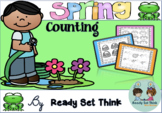 K Spring Counting Sprouting (PRINT AND GO)
