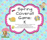 Spring Coverall: K