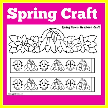 Spring Craft Activity