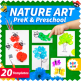 Spring Craft Activities and Bulletin Board (Easy Spring Ar