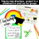 Spring Craft Bundle (St. Patrick's Day Rainbow, Chick, Bun