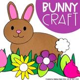 Spring Craft Bunny Rabbit