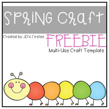 Spring Craft Freebie