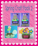 Spring Craft Pack 2 - 3 Craft Bundle