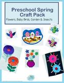 Spring Craft Pack - Preschool - Elementary