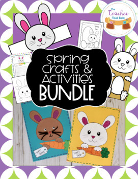 Spring Craft and Activities Bundle
