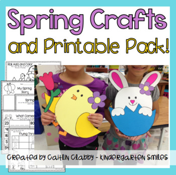 Spring Crafts and Printables