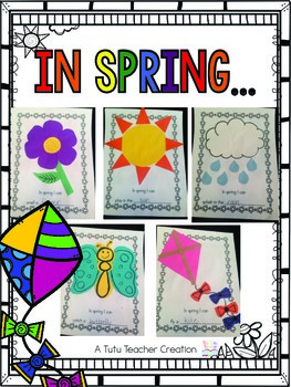 Spring Craftivity Book