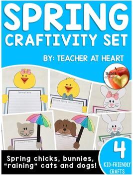 Spring Craftivity Set