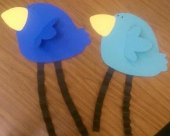 Spring Craftivity and Writing Activity Bundle