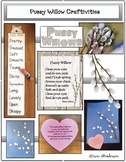 Spring Crafts & Spring Activities: Fun With Pussy Willows!