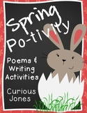 Spring Writing Activities and Poems (common core aligned)