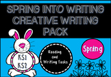 Spring Creative Writing Pack (KS1/KS2)