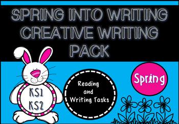 Spring Creative Writing Pack (KS1/KS2)