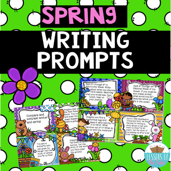 Spring Creative Writing Prompts
