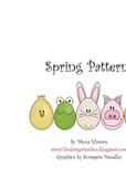 Spring Critter Patterns