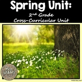 Spring Cross-Curricular Unit for 2nd Grade