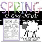Spring Crossword