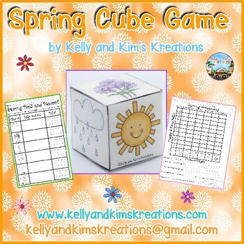 Spring Cube Game
