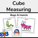 Spring Cube Measuring, Bugs and Insects