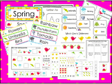Spring Curriculum Package Download. Preschool-Kindergarten