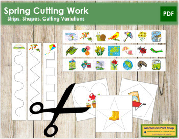 Spring Cutting Strips