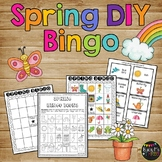 Spring Bingo DIY {DO IT YOURSELF}
