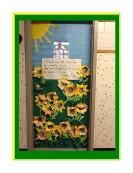 Spring Daffodils Literature/Art Lesson