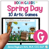 Spring Day: G Sound BOOM Cards™️  for Distance Learning Sp