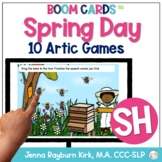 Spring Day: SH Sound BOOM Cards™️  for Distance Learning S