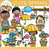 Cute Spring Clip Art
