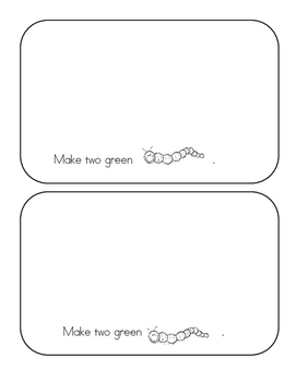 Spring Decodable and Draw