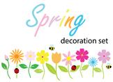 Spring Decoration Set
