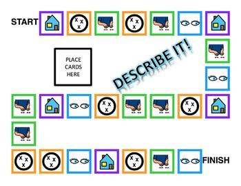 Spring Describing! Semantic Feature Analysis Bundle