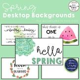 Spring Desktop Backgrounds (5 Backgrounds)