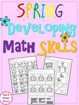 Spring Developing Math Skills