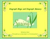 Spring Diagraph Bingo and Spring Diagraph Memory!