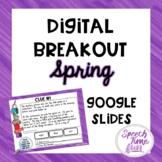 Spring Digital Escape (Google Slides)