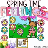 Spring Digital & Printable Feelings Emotions Counseling &