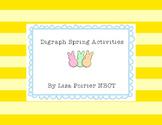 Spring Digraph Activities